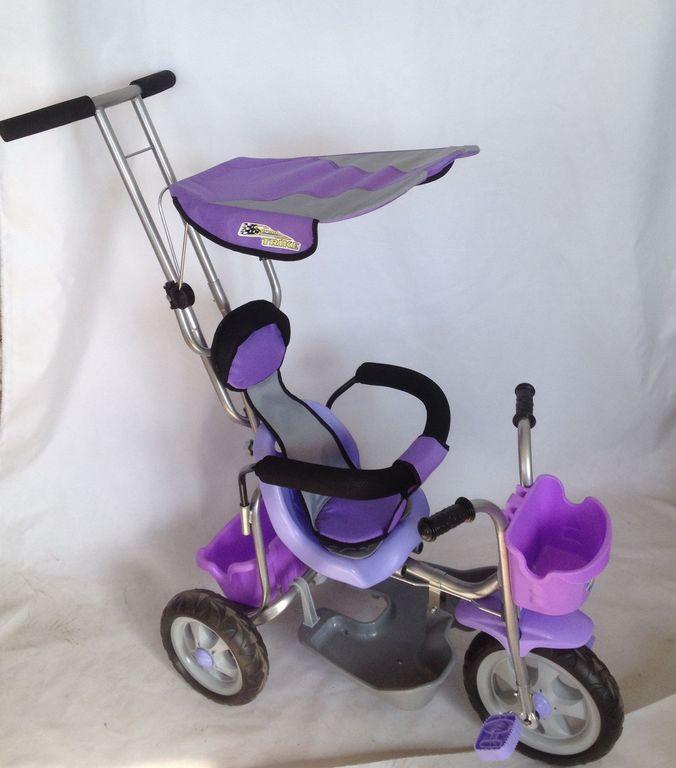 Велосипед Лучик-2 (фиолетовый)